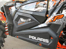 Pure Polaris Lower Door Inserts All Black RZR1000 RZR 900S RZR 900XC RZR Turbo