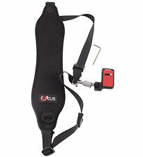Focus F2 Rapid Camera Single Shoulder Belt Strap for all DSLR SLR Camera Black