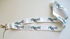 10 pcs Panda Bear White Fabric Mobile Phone Lanyard Keychain Strap ~Party Favors