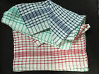 100% NEW COTTON 3 PACK LARGE KITCHEN TEA TOWELS DISH DRYING CLEANING CLOTH