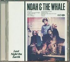 Noah & The Whale - Last Night On Earth Cd Eccellente