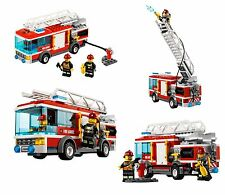 SEALED NEW LEGO Set 60002 Fire Truck Minifigure 60583 30150 11213 11299 15118
