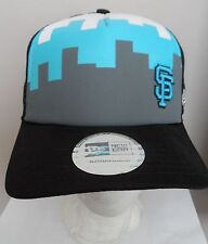 SAN FRANCISCO GIANTS MLB FAZERAWAY  NEW ERA CAP  BRAND NEW ADULT ADJUSTABLE
