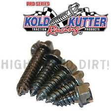 1/2 .500 250 PACK KOLD KUTTER RACING TRACK TIRE ICE STUDS/SCREWS MOTORYCLE SNOW