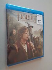 The Hobbit: An Unexpected Journey * Brand New Sealed * Blu Ray, DVD + Digital *