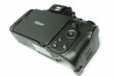 Nikon D5100 REAR COVER ASSEMBLY AUTHENTIC ORIGINAL PART OEM + LCD and Key button