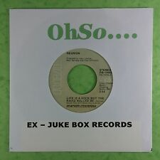 Reunion - Life Is A Radio (But The Radio Rolled Me) - JUKEBOX READY  RCA PB10056