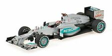 MERCEDES AMG PETRONAS F1 Michael SCHUMACHER 300TH GP BELGIAN GP 410120307 1:43