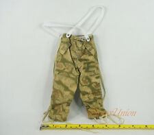 Dragon 1:6 Figure WW2 German Splinter Camo Reversible Overtrousers 70652 C