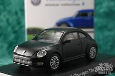 [KYOSHO 1/64] Volkswagen The Beetle Matte Black Online Limited Collection 2