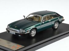 PremiumX Jaguar XJS Shooting Break RHD 1983 Green 1:43 PRD557