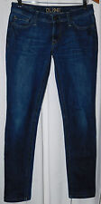 DL1961 KATE Slim Straight 28 Cotton/Poly USA Made Medium/Dark Wash AWESOME VEUC