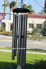 "LARGE 50"" WIND CHIME  50"" LARGE WIND CHIME - PEWTER"