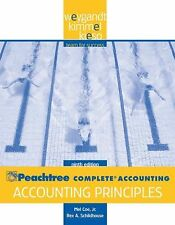 Accounting Principles, Peachtree Complete Accounting Workbook