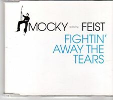 (EX695) Mocky ft Feist, Fightin' Away The Tears - 2005 DJ CD