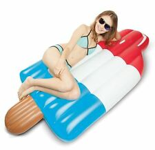 Giant Ice Pop Pool Float, Water Swimming Lounge Toy, Popsicle Raft Inflatable