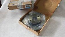 Original MAZDA 323 BJ Bremsscheibensatz Bremsscheibe HINTEN REAR Brake disc kit
