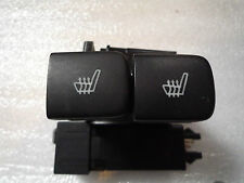Saab 9-3 93 Front heated seat switch p/n 4409256 Free P&P