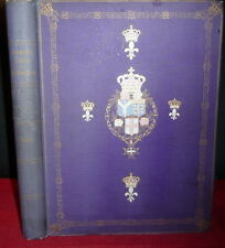 Anglican Prayer Book of Edward VII, Arts & Crafts Folio Designed by Ashbee