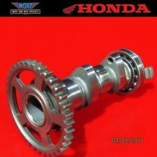 2006 CRF250 X Camshaft Cylinder Head Cam Shaft Gear 14100-KSC-670