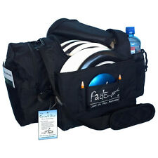 NEW FADE GEAR CRUNCH BOX DISC GOLF BAG - Black!