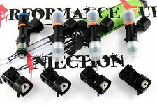 4 NEW 1000cc BOSCH EV14 Fuel Injectors Honda K20 K24 Civic RSX Accord TSX