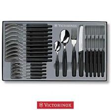 Victorinox 51332.12 - Set di 24 posate da tavola, colore: Blu [Cucina]