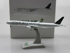 5170 EVA AIR B777-300ER STAR ALLIANCE B-16701 Hogan Wings 1:500 diecast model