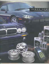 2000 Jaguar XK8 XJ8 XJR XKR Optional Accessories Brochure mx7544