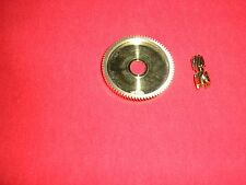 Shimano reel repair parts drive & pinion gear Curado 200 E7
