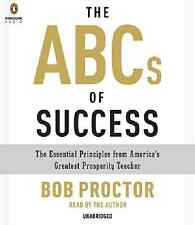 The ABCs of Success: The Essential Principles by Bob Proctor Audio CD, Audiobook