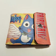 Fairy Tail Happy Lily Carla Exceed anime wallet