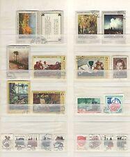 Q1523 - RUSSIA - 1988 - LOTTO DIFFERENTI USATI - VEDI FOTO