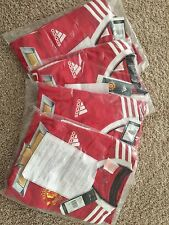 MANCHESTER UNITED FC ADIDAS HOME JERSEY 15/16 FOOTBALL SOCCER YOUTH XL MEN S