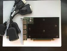 HP NVIDIA Quadro NVS 450 512 MB Graphics adapter