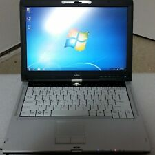 FUJITSU LIFEBOOK TABLET LAPTOP T900 CORE i5 2.4GHZ 4GB 500GB TOUCH STYLUS WEBCAM