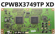 NEW Original Sharp T-Con Board CPWBX3749TP XD  For SHARP LG Philips For52''TV