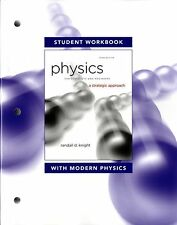 Student Wkrbk Physics For Scientists And Engineers by Randall D Knight