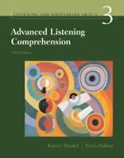 Listening and Notetaking: Advanced Listening Comprehension by Patricia A....