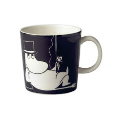 Moomin Mug Moominpappa Black Discontinued Arabia