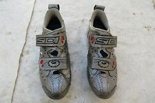 BICYCLE SHOES 41 SIDI T2 PRO ROAD CARBON ROAD TOURING TREK FUJI