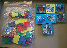 Creature Pawns, Stands, & Chips from Duel Masters Battle of the Creatures game