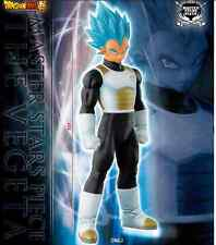 Banpresto Dragon Ball Z MSP Revival of F Vegeta Blue Hair PVC Figure