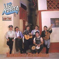 Los Acosta Con Trio: Encuentros Romanticos  Audio CD
