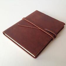 New RUSTICO Venture Notebooks Leather Journals Diary Christmas Gifts Saddle
