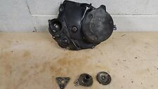1986 YAMAHA MOTO 4 200 CLUTCH COVER WITH CLUTCH PARTS     #1