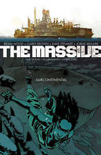 Massive Paperback Subcontinental by Brian Wood Volume 2   9781616553166