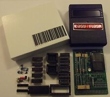 Commodore 64 The Easy Flash 64 Complete Cartridge Kit Now with Domed Label