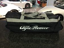 GENUINE ALFA ROMEO GIULIETTA CAR COVER INTERIOR TARPAULIN IN BLACK