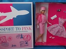 2012 Barbie Convention * Passport To Pink * Barbie Doll